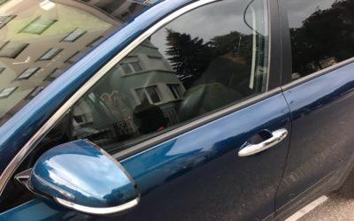 Que faire en cas de bris de glace sur votre voiture ?