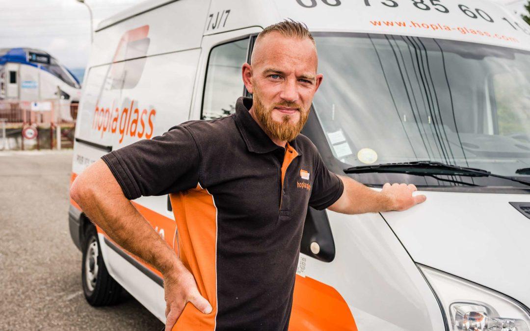 Profitez d'un service à domicile avec le remplacement pare-brise à Colmar